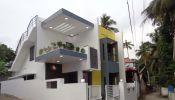 Thirumala Trivandrum 3 cents 58 lakhs house for sale