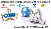 White Label Recharge Software for Mobile, DTH, Bill Payment