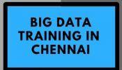 big data training in chennai at Besant Technologies