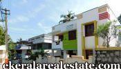 Valiyavila Thirumala Trivandrum 4bhk new house for sale